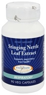 Enzymatic Therapy - Stinging Nettle Leaf Extract - 90 Vegetarian Capsules by Enzymatic Therapy