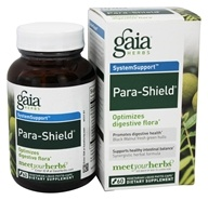 Gaia Herbs - SystemSupport Para-Shield Liquid Phyto Capsules - 60 Vegetarian Capsules