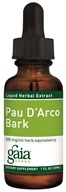 Gaia Herbs - Pau D'Arco - 1 oz., from category: Herbs