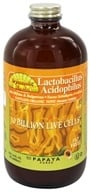 Dynamic Health - Lactobacillus Acidophilus Liquid 10 Billion Live Cells Organic Papaya - 16 oz. by Dynamic Health