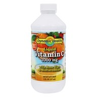 Dynamic Health - Liquid Vitamin C 1000 mg. - 8 oz. (790223100402)