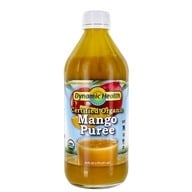 Dynamic Health - Natural Mango Puree - 16 oz., from category: Health Foods