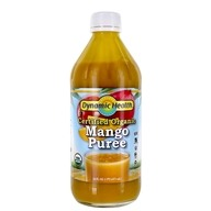 Dynamic Health - Natural Mango Puree - 16 oz.