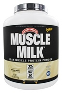 Cytosport - Muscle Milk Genuine Nature's Ultimate Lean Muscle Protein Vanilla Creme - 4.94 lbs. by Cytosport