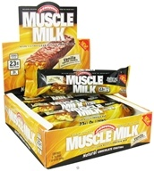 Cytosport - Muscle Milk Bars Vanilla Toffee Crunch - 2.57 oz.
