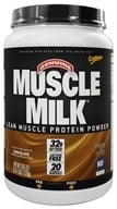 Cytosport - Muscle Milk Genuine Nature's Ultimate Lean Muscle Protein Chocolate - 2.47 lbs., from category: Sports Nutrition