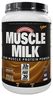 Cytosport - Muscle Milk Genuine Nature's Ultimate Lean Muscle Protein Chocolate - 2.47 lbs. by Cytosport