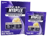 EAS - Myoplex Lite Powder Vanilla Cream - 20 Packet(s) by EAS