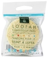 Earth Therapeutics - Loofah Complexion Discs--3 Pack (073377071065)