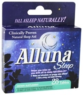Image of Enzymatic Therapy - Alluna Sleep - 28 Tablets
