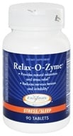 Image of Enzymatic Therapy - Relax-O-Zyme - 90 Tablets