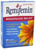 Image of Enzymatic Therapy - Remifemin - 60 Tablets