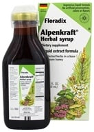 Image of Flora - Floradix Alpenkraft Herbal Syrup - 8.5 oz.