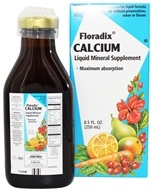 Flora - Floradix Calcium Liquid - 8.5 oz. by Flora
