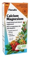 Flora - Floradix Calcium-Magnesium Liquid - 17 oz., from category: Vitamins & Minerals