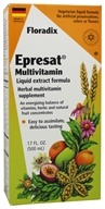 Image of Flora - Floradix Epresat Multivitamin - 17 oz.