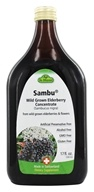 Flora - Dr. Dunner Sambu Wild Grown Elderberry Concentrate Drink - 17 oz.