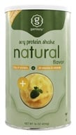 Genisoy - Soy Protein Powder Natural Flavor - 16 oz.