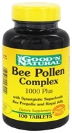 Good 'N Natural - Bee Pollen Complex 1000 Plus - 100 Tablets - $5.63