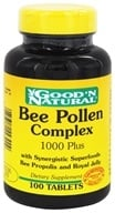Good 'N Natural - Bee Pollen Complex 1000 Plus - 100 Tablets by Good 'N Natural