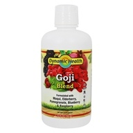 Image of Dynamic Health - Goji Juice Superfruit Antioxidant Supplement - 32 oz.