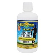 Image of Dynamic Health - Joint Elixir Liquid Pineapple & Mango - 32 oz.