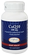 Enzymatic Therapy - CoQ10 100 mg. - 120 Softgels