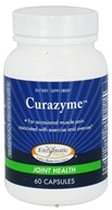 Enzymatic Therapy - Curazyme - 60 Capsules CLEARANCE PRICED