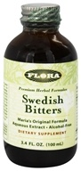 Flora - Swedish Bitters Non-Alcohol - 3.4 oz., from category: Nutritional Supplements