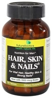 Futurebiotics - Hair Skin Nails For Men - 135 Tablets - $10.17