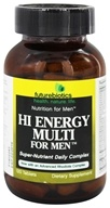 Futurebiotics - Hi Energy Multivitamin For Men - 120 Tablets - $13.87