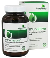 Futurebiotics - Immunactive Arabinogalactan Immunity Complex - 60 Vegetarian Capsules by Futurebiotics