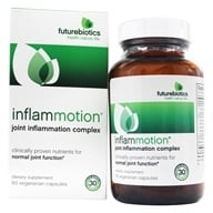 Futurebiotics - Inflammotion Joint Inflammation Complex - 60 Capsules, from category: Nutritional Supplements