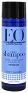 EO Products - Daily Shampoo For Normal Hair French Lavender - 8.4 oz.