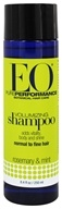 EO Products - Shampoo Volumizing Rosemary & Mint - 8.4 oz. (636874090160)