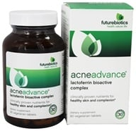 Futurebiotics - AcneAdvance Praventin Bioactive Complex - 90 Vegetarian Tablets (049479025251)