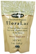 Flora - FloraLax Laxative Powder - 7.1 oz.