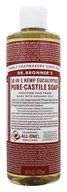 Dr. Bronners - Magic Pure-Castile Soap Organic Eucalyptus - 16 oz.