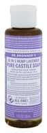 Image of Dr. Bronners - Magic Pure-Castile Soap Organic Lavender - 4 oz.
