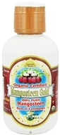 Image of Dynamic Health - Organic Mangosteen Gold 100% Pure Juice - 16 oz.