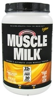 Cytosport - Muscle Milk Genuine Nature's Ultimate Lean Muscle Formula Peanut Butter Chocolate - 2.47 lbs.