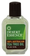 Image of Desert Essence - Tea Tree Oil 100% Australian - 1 oz.
