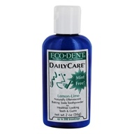 Image of Eco-Dent - DailyCare Toothpowders Lemon-Lime - 2 oz.