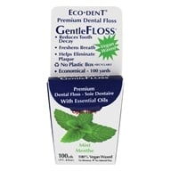 Eco-Dent - Dental Floss Gentle - 100 Yard(s), from category: Personal Care
