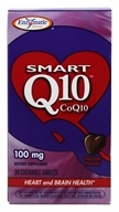 Enzymatic Therapy - SMART Q10 Coq10 Chocolate Flavor 100 mg. - 30 Chewable Tablets by Enzymatic Therapy