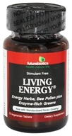 Futurebiotics - Living Energy - 75 Vegetarian Tablets by Futurebiotics
