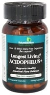 Futurebiotics - Longest Living Acidophilus + - 100 Vegetarian Capsules - $8.49