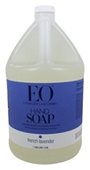 EO Products - Liquid Hand Soap French Lavender - 1 Gallon by EO Products