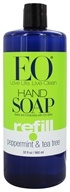 Image of EO Products - Liquid Hand Soap Peppermint & Tea Tree - 32 oz.
