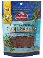 Flora - Heaven Mountain Goji Berries - 8 oz., from category: Nutritional Supplements